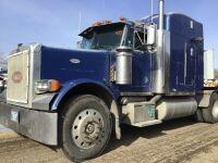 *K83 – 1994 Peterbuilt truck tractor, s/n1XP5DR9XXRD345149, Owner: Donald J McCullagh Seller: Fraser Auction_________ ***TOD, KEYS***