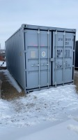 2018 19.5' shipping container