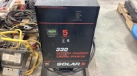 Solar 330 battery charger