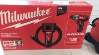 Milwaukee digital inspection camera (no battery)