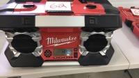 Milwaukee 110V radio