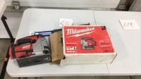 Milwaukee 18 V Jigsaw