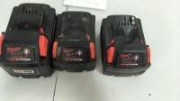 Milwaukee M batteries