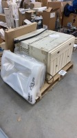 Used 24,000 BTU wall mount air conditioner
