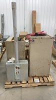 USED Electric furnace, air conditioner and blower