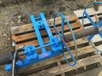 *Hydraulic wire roller (K56)
