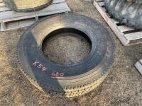 *Dunlop 11R22.5 Semi Tire (K54)