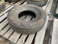 * 10.00-16 Good Year imp tire (K31)