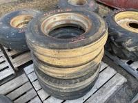 *7.50-18 imp tires on rim (K31)