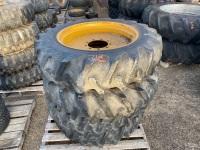 "*11.2-28 imp tire on 10"" wide rims (K65)"