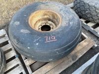 *16.5L-16.1 Imp tire on rim (K31)