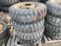 *12.00-20 tires on 10 bolt rims (K68)