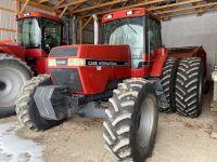 *1989 CaseIH 7130 Magnum MFWD 170hp tractor