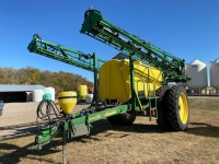 *80' Summers Ultimate high clearance PT sprayer