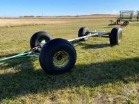 *HD 4-wheel farm wagon