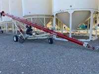 "Farm King CX10""x41'auger w/self-mover kit"