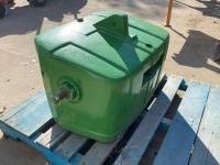 *900kg JD 3PT hitch mount ballast weight box