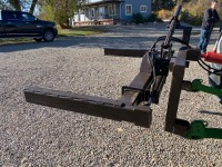 3PT hitch hyd tire mover-jack, fully hyd