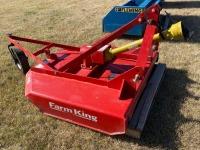 *4' Farm King 410 3PT rotary mower