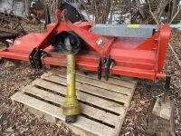 *6' Buhler Farm King F72HD 3PT rotary tiller