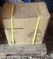 New 2-gal aircompressor