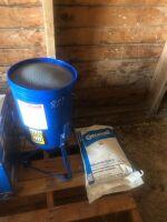 New Sand Blasting canister