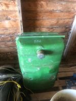 JD fuel tank