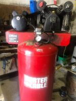 Porter Cable 135psi air compressor