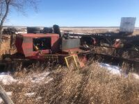 400 Versatile swather (parts only)