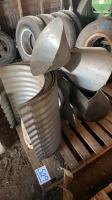 Miscellaneous bin parts