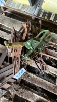 Lot of (15) crop lifters