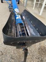"*8"" The Hopper metal auger mount hopper"