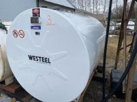 *2012 500-gal Westeel fuel tank (single wall), s/n671207181
