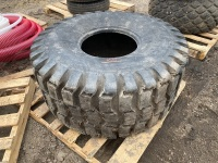 *NEW Good-Year 21.5L-16.1SL tire (never been mounted)