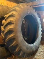 *Firestone 20.8R42 used tractor tires