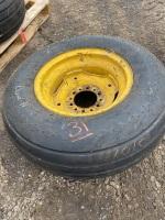 11L-15SL impliment tire on rim