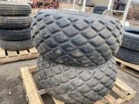 16.5L-16.1 Goodyear Diamond trear tire
