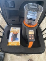 *New Dickie John portable grain moisture tester