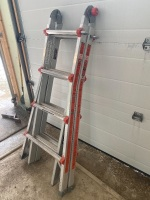 *Little Giant ladder system