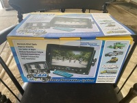 NEW in box Cab Camera system