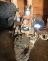 EM Wally 400H liquid manure pump w/valve head