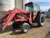 *IH 3688 2wd 125hp tractor w/IH 2355 loader, s/n002540 - 2