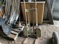 *HD 2-Wheel dolly cart
