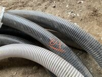 """*approx 40' of 2.5"""" air seeder hoses"""