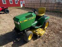 "*JD 320 lawn tractor w/48"""