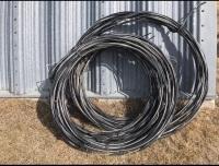 roll of Triplex yard wire