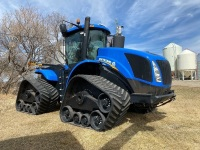 *2014 NH T9.615 Quad Track 542hp tractor