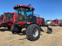 *30' CaseIH WD 1203 Windrower, s/nYBG665147