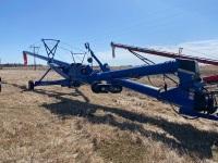 """*13""""x70' Brandt PTO swing hopper auger, s/n94720"""