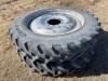 *(4) 380/90R46 Goodyearin-crop tires on rims for Patriot sprayer - 2